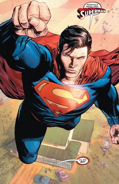 Action Comics 957 Superman Patrick Zircher