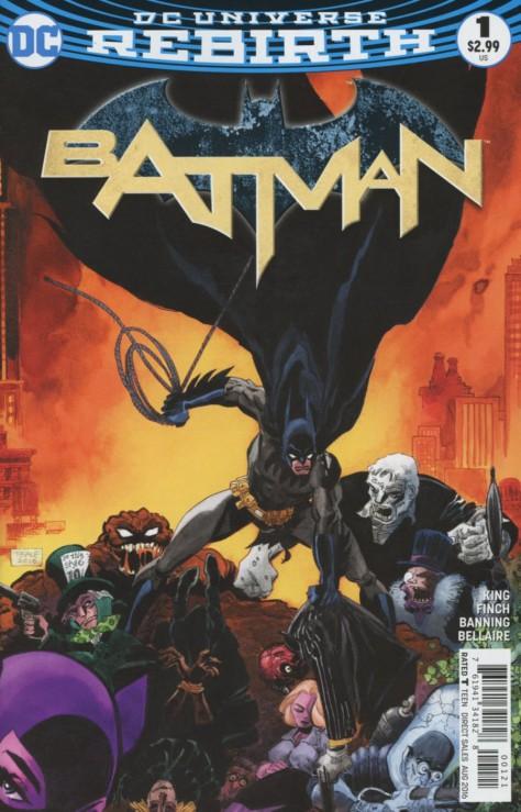 Batman 1 Tim Sale