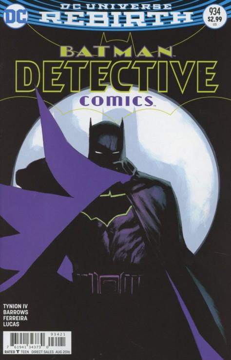 Detective Comics 934 Rafael Albuquerque