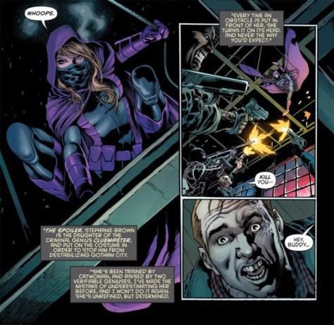 Detective Comics 934 Spoiler Eddy Barrows