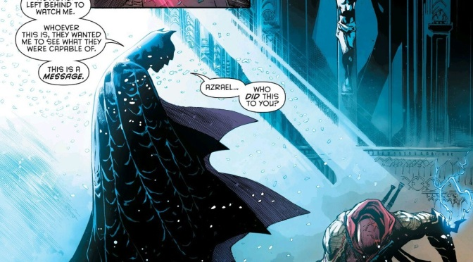 Comic Convo: DC Rebirth Week Two