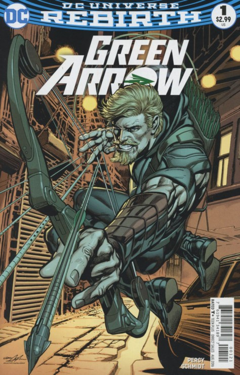 Green Arrow 1 Neal Adams