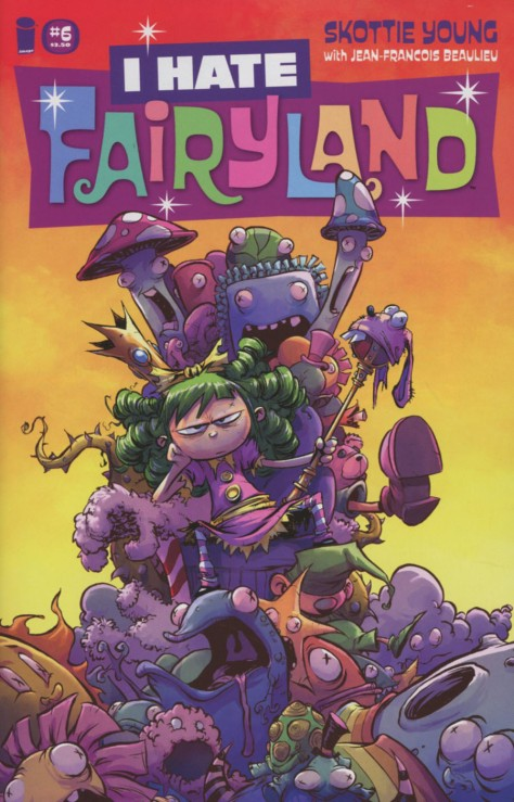 I Hate Fairyland 6 Skottie Young