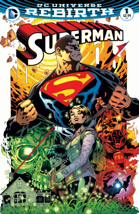 Superman 1 Patrick Gleason
