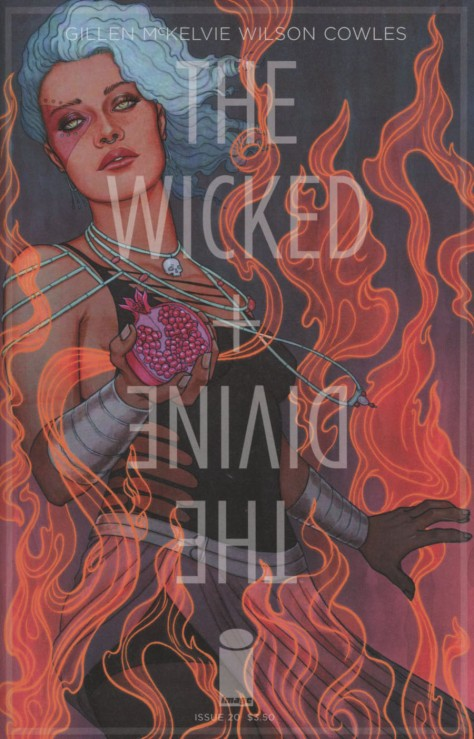 The Wicked + The Divine 22 Jenny Frisson