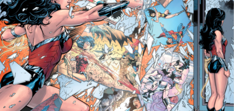 Wonder Woman Rebirth 1 Matthew Clark