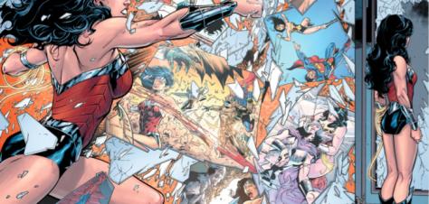 Wonder Woman Rebirth 1 Matthew Clark