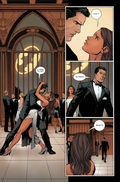 From Batman #2 by David FInch, Danny Miki, Matt Banning & Jordie Bellaire