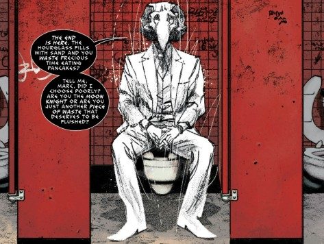 From Moon Knight #4 by Greg Smallwood & Jordie Bellaire