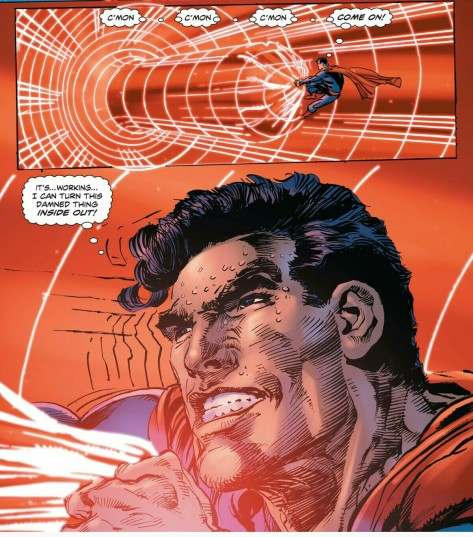 From The Coming Of The Supermen #6 by Neal Adams, Buzz Adams & Tony Avina