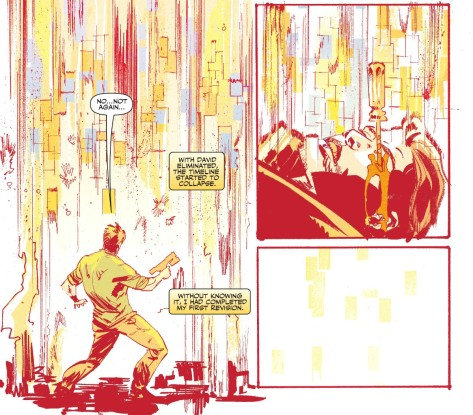 From The Revisionist #2 by Garry Brown & Lauren Affe