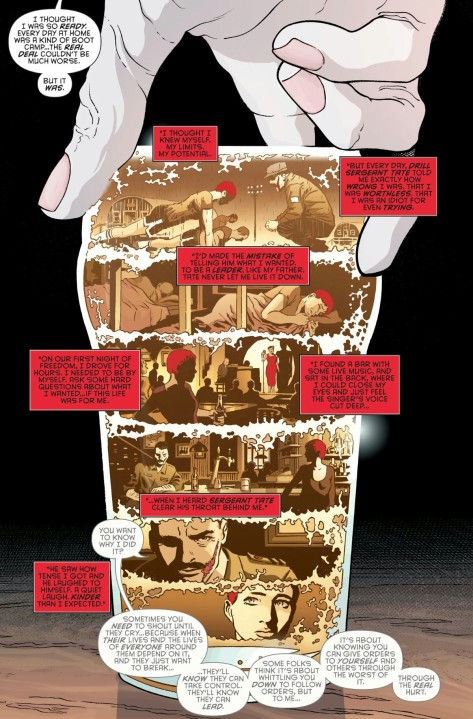 From Detective Comics #936 by Alvaro Martinez, Raul Fernandez , Brad Anderson & Adreano Lucas