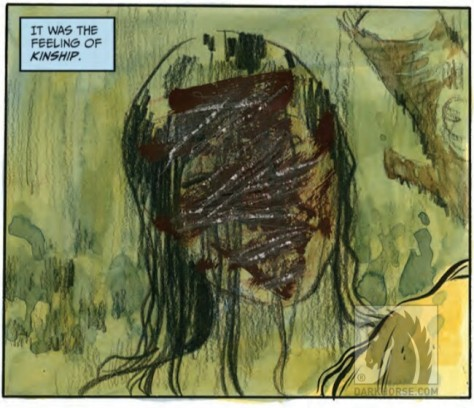 From Harrow County  #14 by Tyler Crook