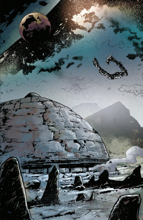 From Prometheus Life & Death by Andrea Mutti & Rain Beredo