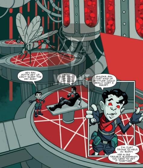 From Bloodshot Reborn #15 by Mico Suayan & David Baron