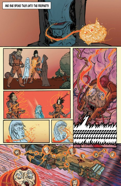 From Prophet Earth War # by