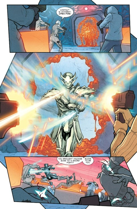 From Thor # by Russell Dauterman & Matt wilson