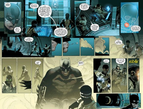 From Detective Comics