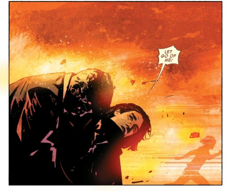 From International Iron Man # by Alex Maleev &