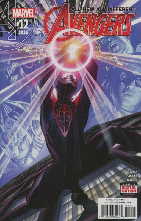 All-New All-Different Avengers 12 Alex Ross