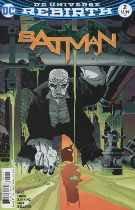 Batman 2 Tim Sale