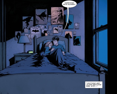 From Batman #3 by David Finch, Danny Mikki & Jordie Bellaire