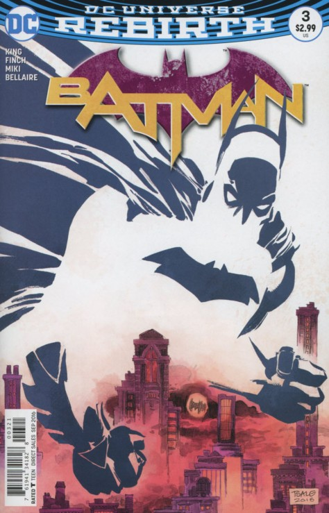 Batman 3 Tim Sale