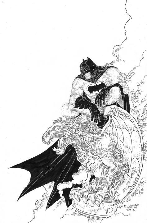 Batman Rafael Grampa