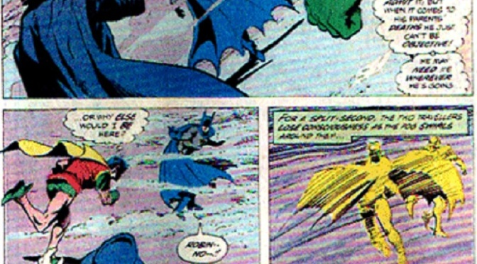 Alan Brennert & Batman's Search for Justice