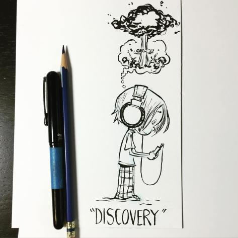 Discovery Skottie Young