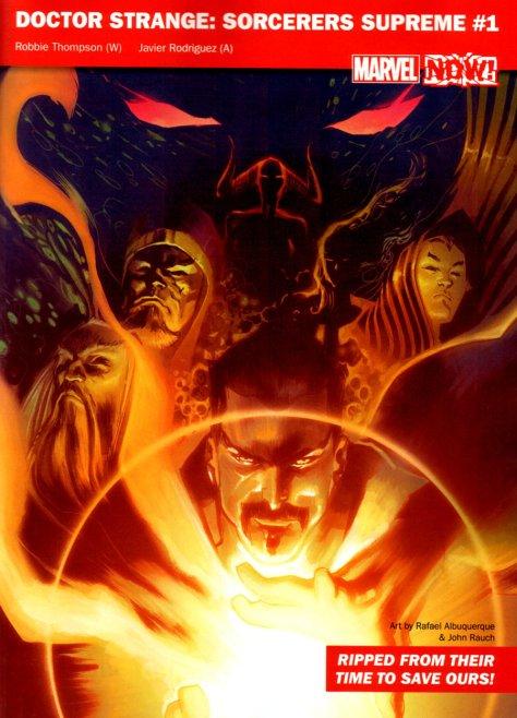 Doctor Strange Sorcerers Supreme 1 Rafeal Albuquerque