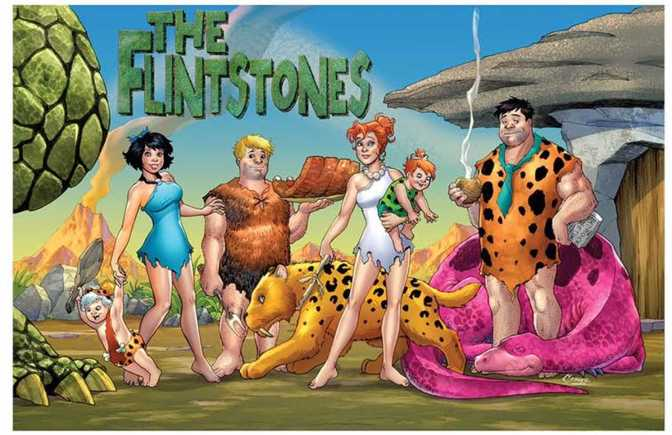 This Week's Finest: The Flintstones #1