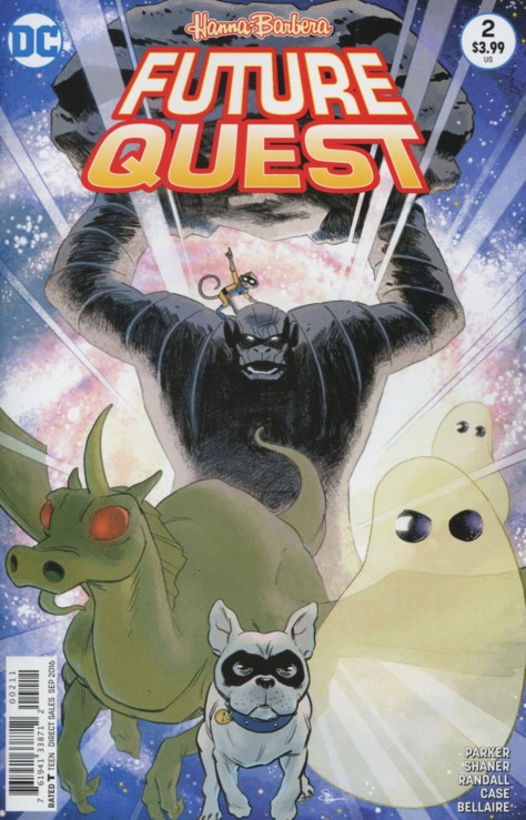 Future Quest 2 Evan Doc Shaner