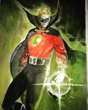 Green Lantern Rod Reis