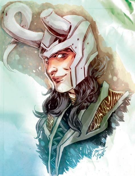 Loki Ming Doyle