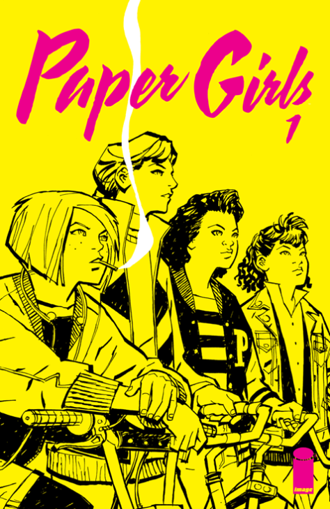 Paper Girls 1 Cliff Chiang