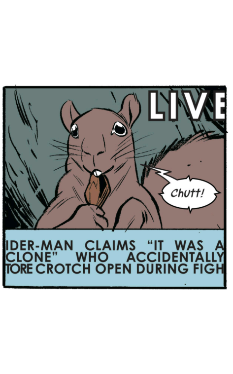 From The Unbeatable Squirrel Girl #10 by Erica Henderson, Tom Fowler & Rico Renzi