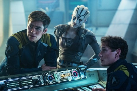 Star Trek Beyond group