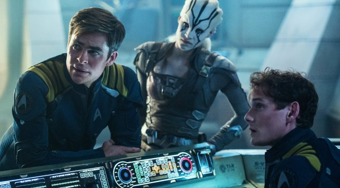 Review of Star Trek Beyond