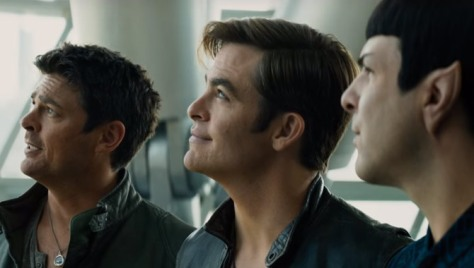 Star Trek Beyond trio