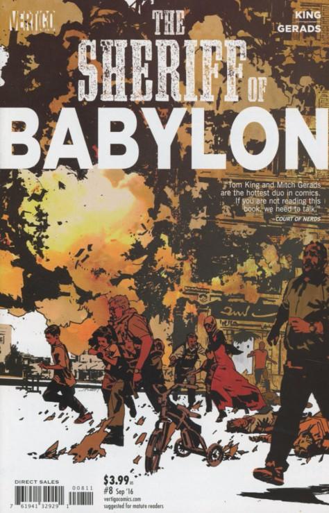 The Sheriff of Babylon 8 John Paul Leon