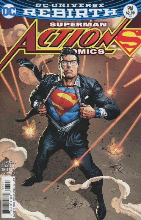Action Comics 961 Gary Frank