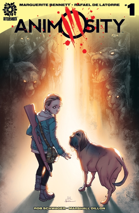 Animosity 1 cover Rafael De Latorre