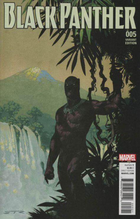 Black Panther 5 Esad Ribic