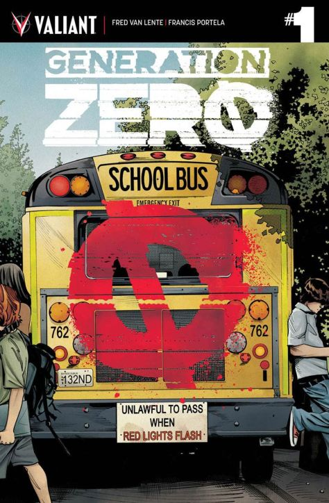 Generation Zero 1 Stephen Mooney