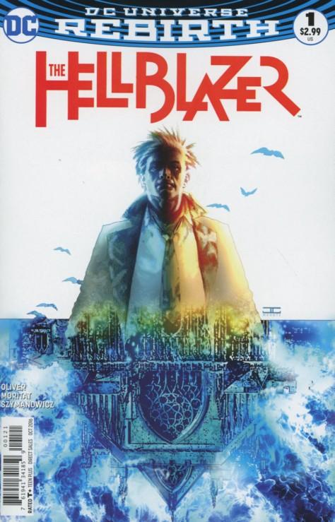 Hellblazer 2 John Cassady