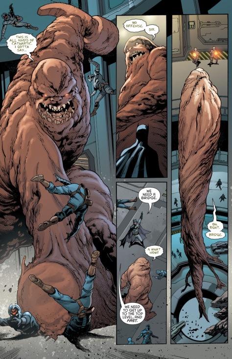 From Detective Comics #938 by Alvaro Martinez, Raul Fernandez & Brad ANderson