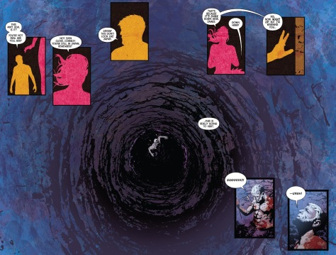 From Old Man Logan #10 by Andrea Sorrentino & Marcelo Mailo