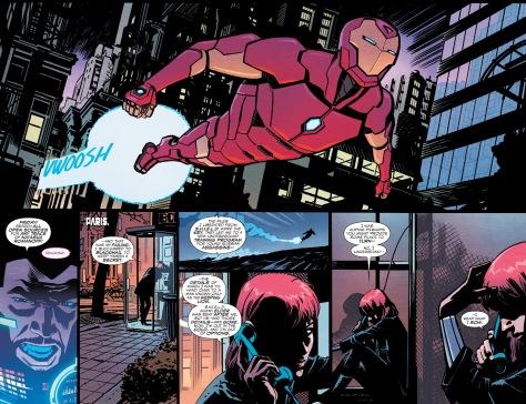 From Black Widow #6 by Chris Samnee & Matt Wilson