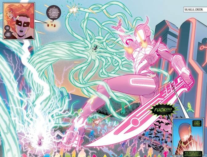 Comic Convo: Image Comics Releases 8/17/2016